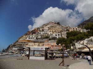Positano tour Naples italy
