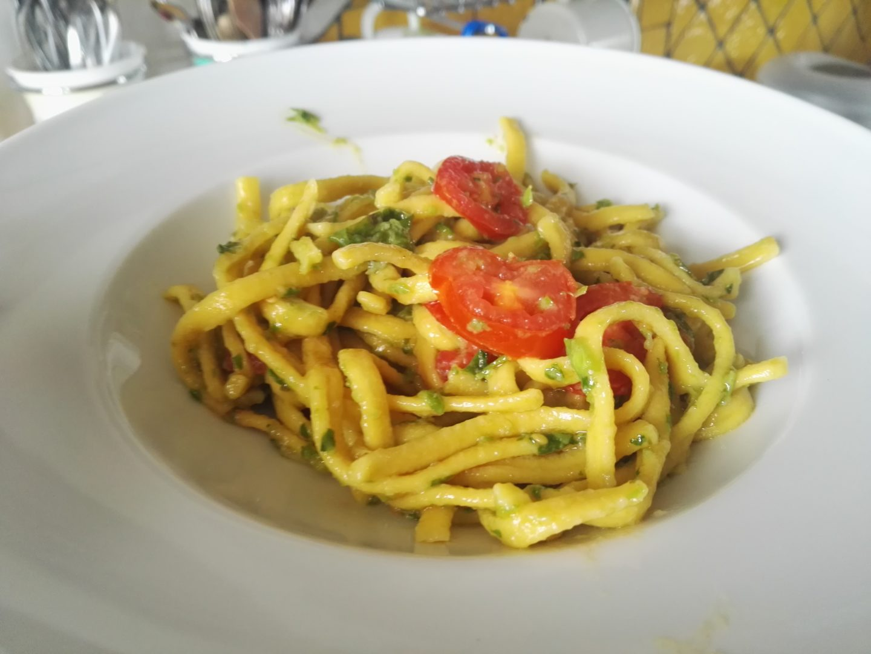 pasta from gragnano