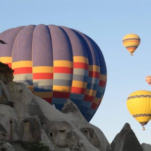 baloon flight cappadocia