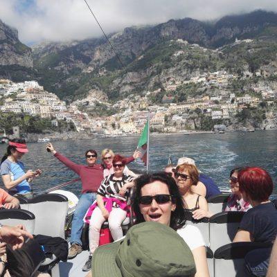 Private boat Positano Amalfi Coast