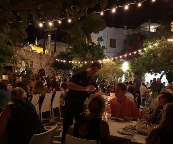 Grčija taverne