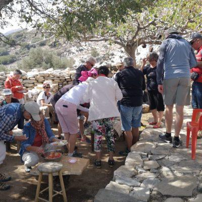 Island of Naxos Shepherd's cottage