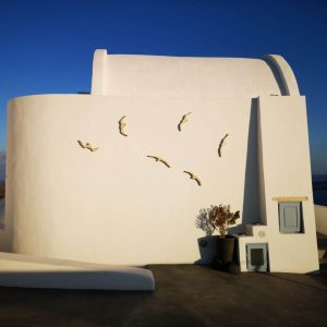 hotel cycladic architetcture