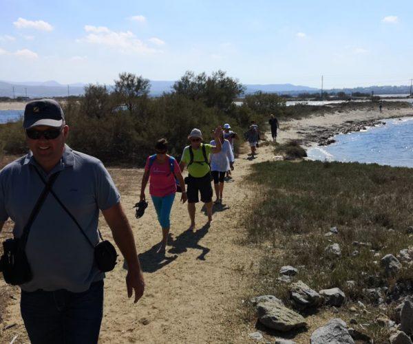 sprehod po obali naxos